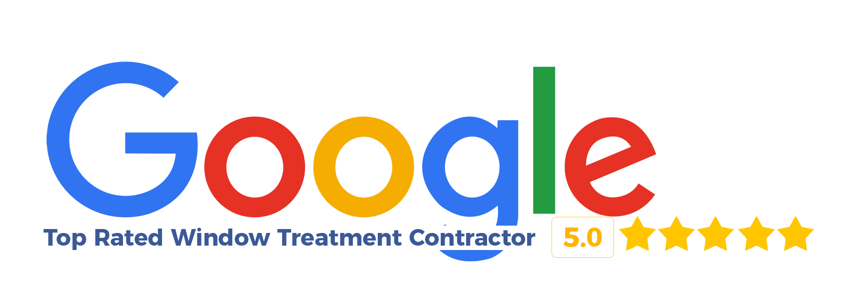 Top Rated Custom Blinds Contractor Google