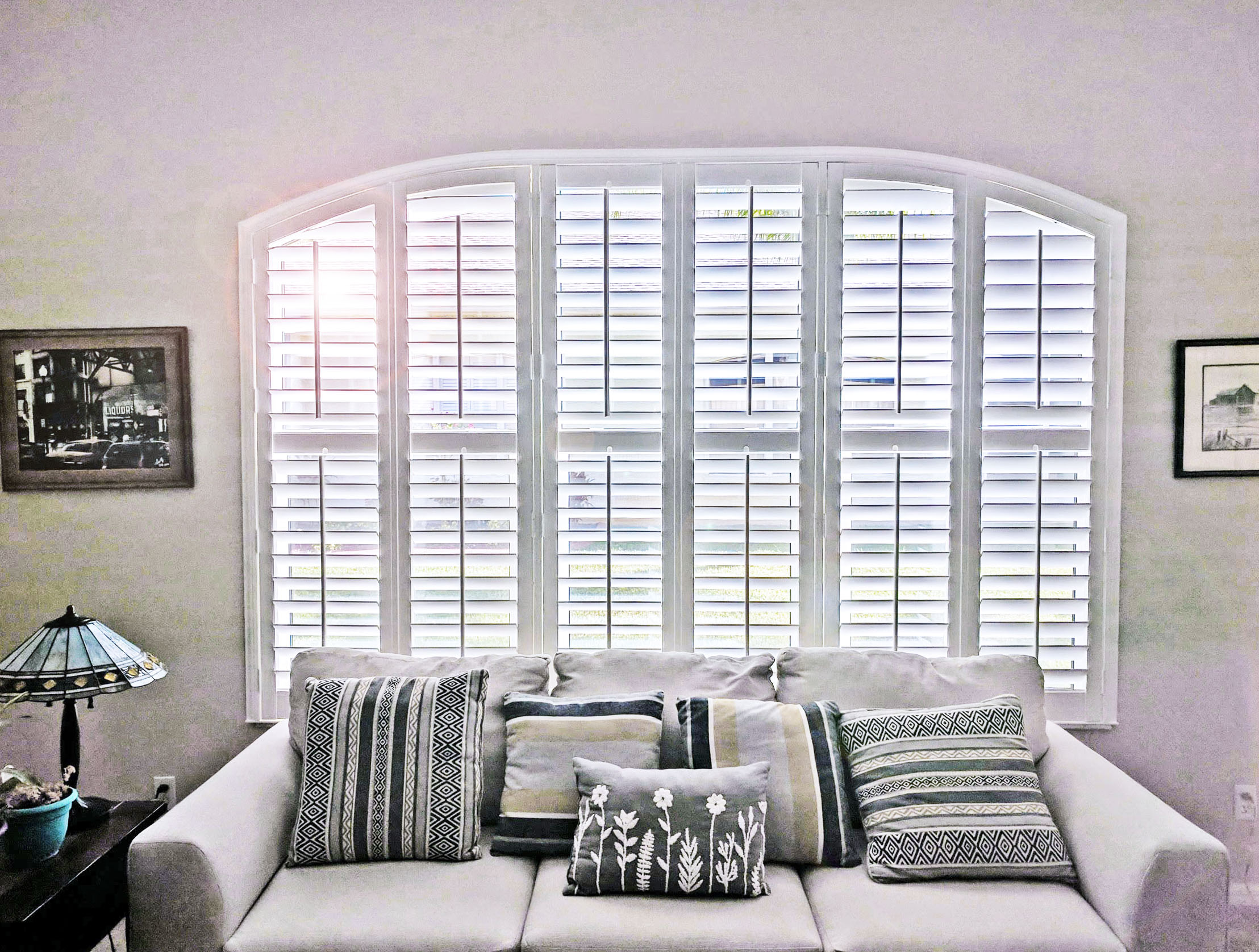 Custom Plantation Shutters Tampa
